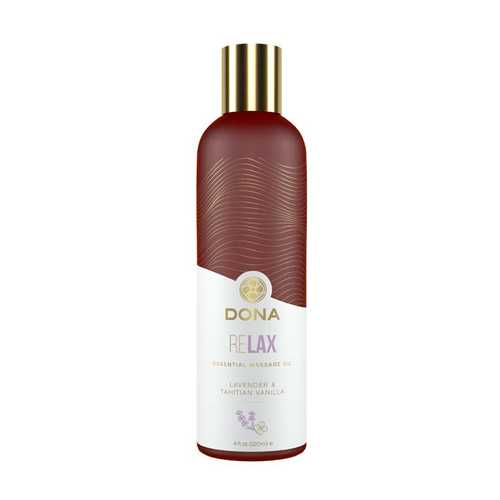 DONA Essential Mass Oil Relax 4oz