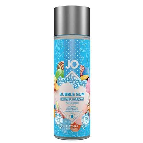Jo H20 Flav Candy Shop Bubble Gum 2oz