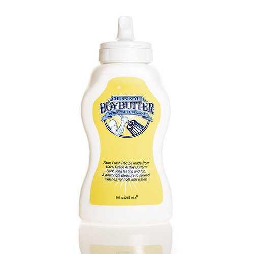 Boy Butter 9oz Squeeze