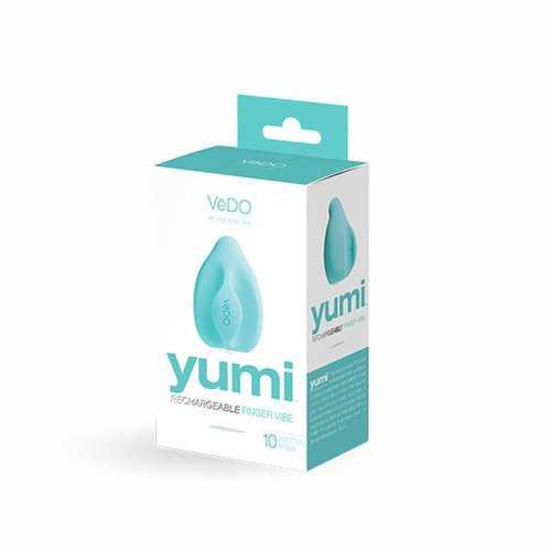 VeDO Yumi Rechg Finger Vibe Turquoise