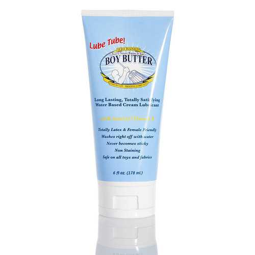 Boy Butter H2O 6oz Tube