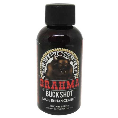 Brahma Buckshot Male Enhance Shot 2oz