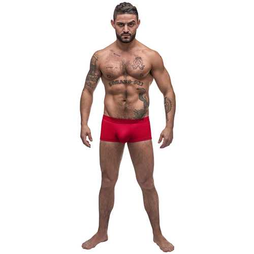MP Pure Comfort Modal Short Red Sml
