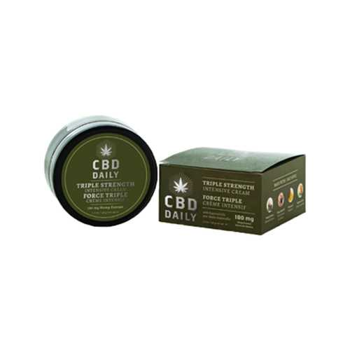 EB CBD Daily Intense Triple Strenth 1.7