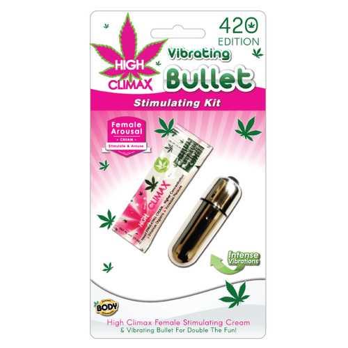 High Climax Vibe Bullet Stimulating Kit