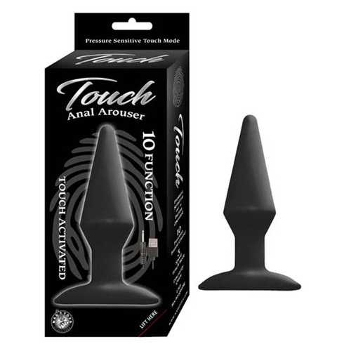 Touch Anal Arouser Black