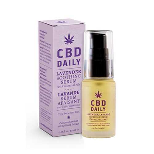 EB CBD Soothing Serum Lavender 20ml