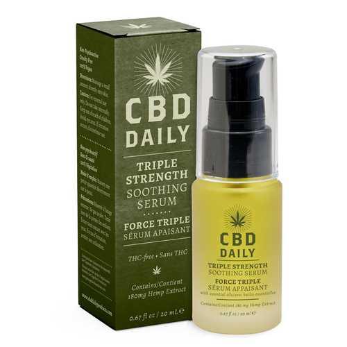 EB CBD Active Spray Triple Strength