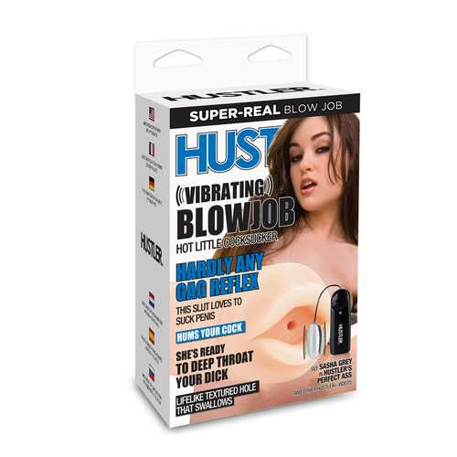 Hustler Vibrating Blow Job
