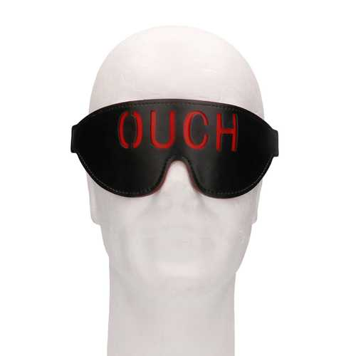 Ouch! Blindfold - OUCH - Black
