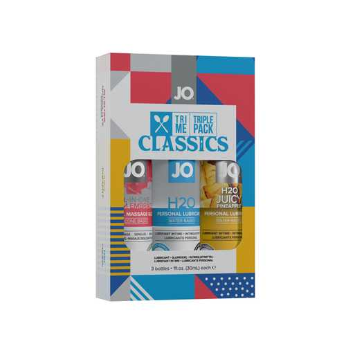 JO Limited Edition Triple Pack - Classic