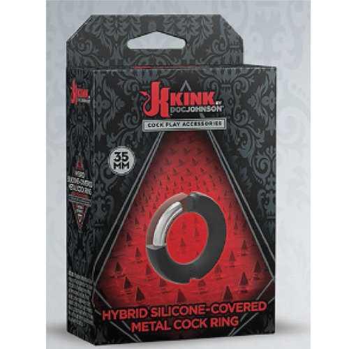 Kink HYBRID Silico Covered Metal CR 35mm