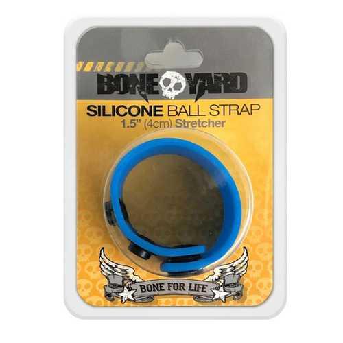 Boneyard Ball Strap Blue