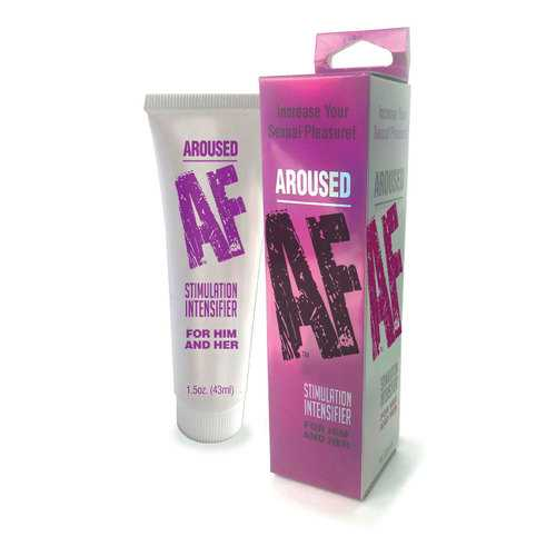Aroused Af, Stimulation Cream