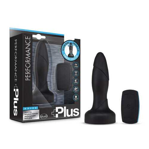 Perfor Plus Rim Wireless RC Rech Plug Bk