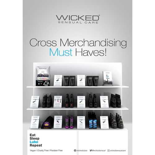 Wicked X-Merch Package