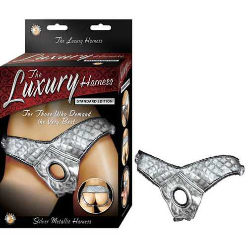 The Luxury Harness Standard Edition-Sil