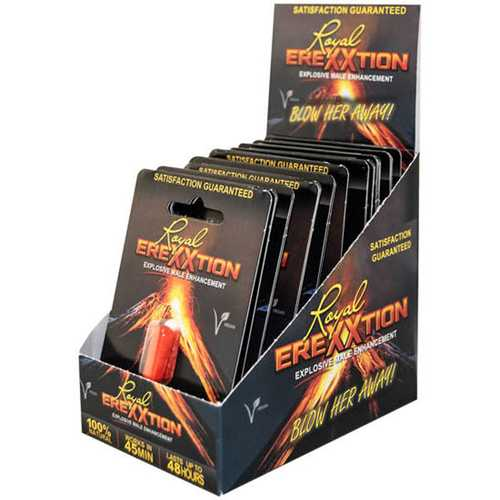 Royal Erexxtion Display 1ct (20/Dp)