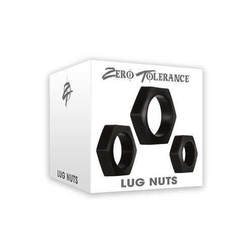 ZT Lug Nuts Black