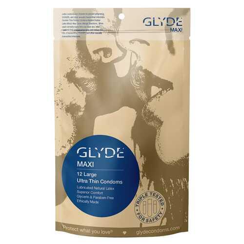 Glyde Maxi Large/Xl 12pk