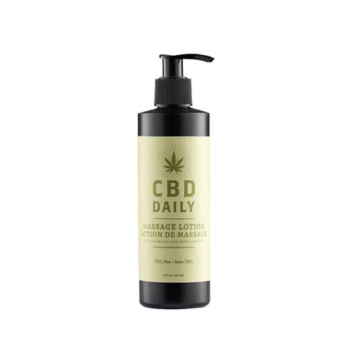 CBD Massage Lotion 2oz