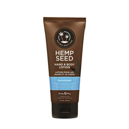 EB Hemp Seed Sunsational H/B Ltn 16oz