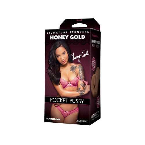 Signature Strokers H.Gold ULTRA Pocket
