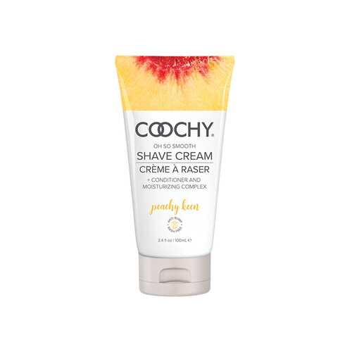 Coochy Shave Cream Peachy Keen 3.4 fl.oz