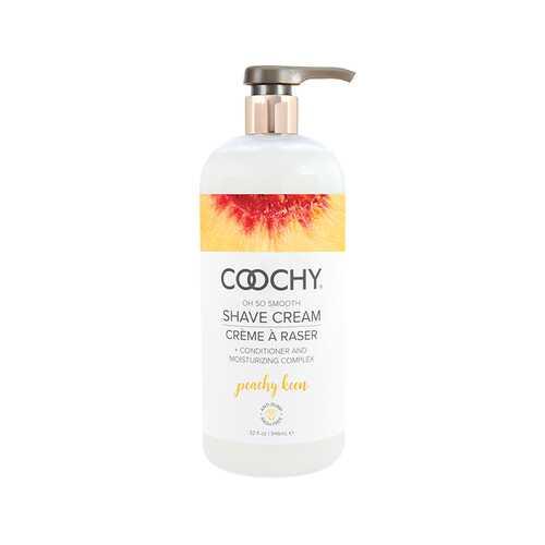 Coochy Shave Cream Peachy Keen 32 fl.oz