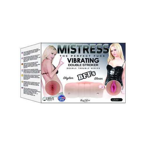 Mistress Dou Vib Stroker Skylar/Sloan Va