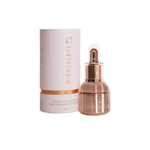 STIMULATING O OIL 30ml