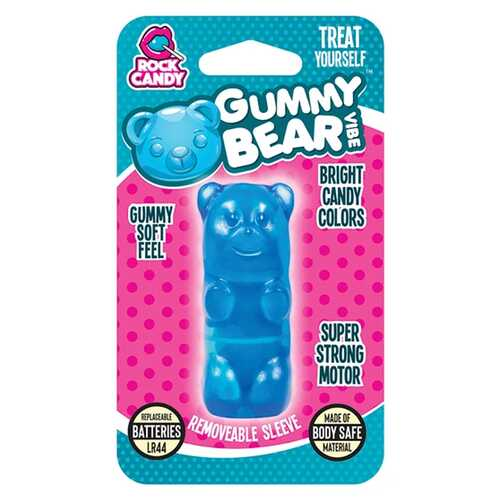 GUMMY BEAR VIBE  - BLISTER  - BLUE