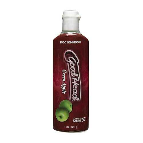 GoodHead Green Apple Oral Gel 1oz.
