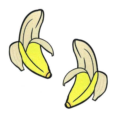 Neve Nude Pastie Big Banana