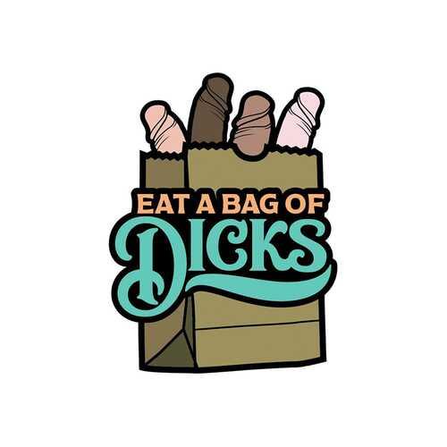 Sex Toy Pin Eat A Bag Of Dicks