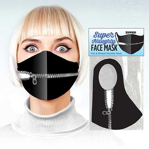 Mask Zipper