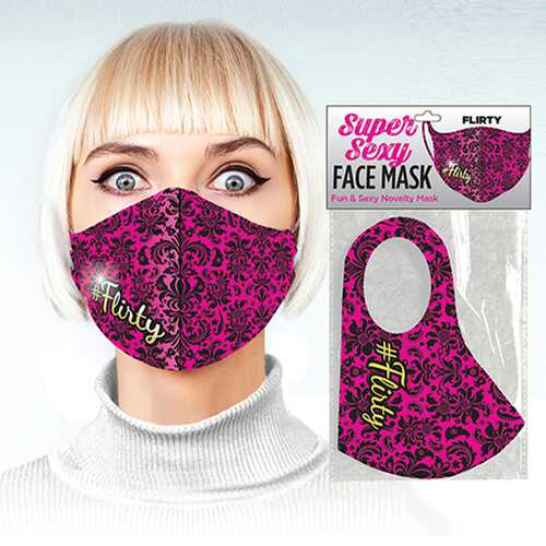 Mask  Flirty