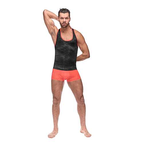MP Impressions Tank Top Blk Xlg