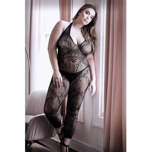 Good As HellFootless Bodystocking  Queen