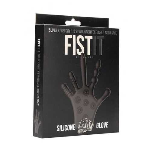 Fist It Silicone Stimulation Glove