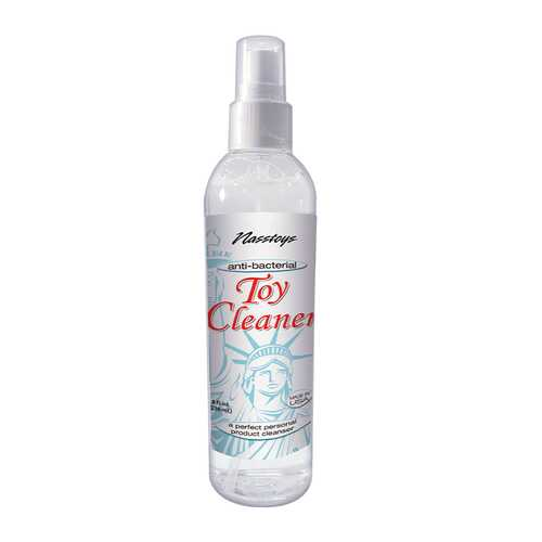 Nasstoys Anti-Bacterial Toy Cleaner 8 Oz