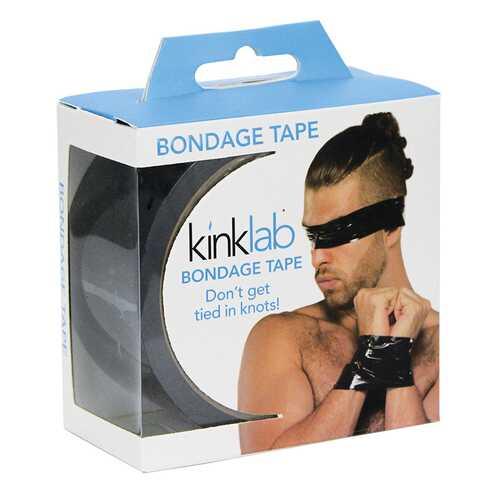 KL Unisex Bondage Tape, Black