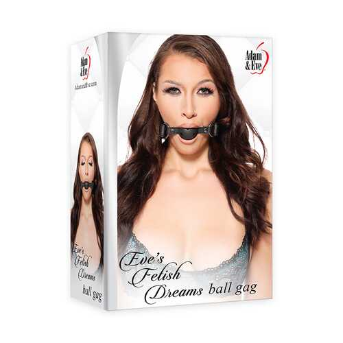 A&E Eve's Fetish Dreams Ball Gag