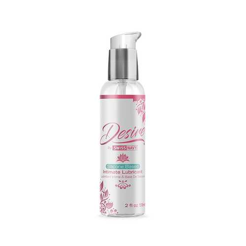 Desire Silicone Based Intimate Lubricant