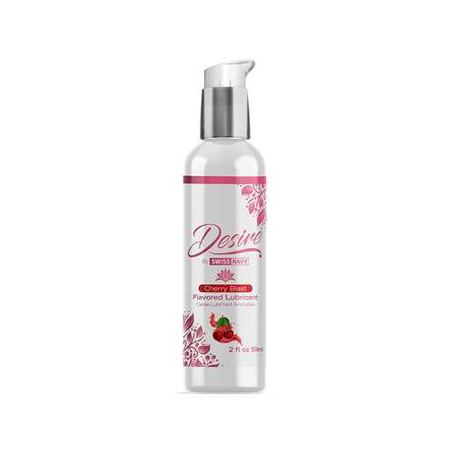 Desire Cherry Blast Flavored Lubricant 2