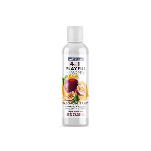 4 In 1 Wild Passion Fruit 1oz