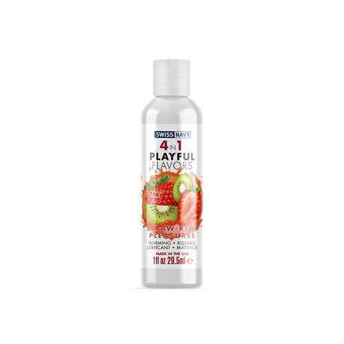 4 In 1 Strawberry/Kiwi Pleasure 1oz