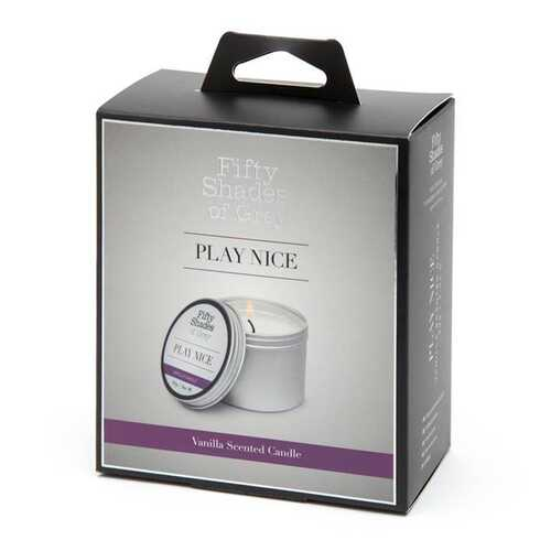 Fifty Shades Play Nice Vani Candle 90g