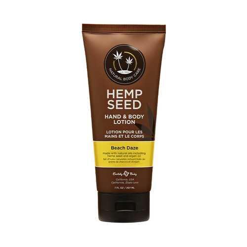 EB Hemp Seed Beach Daze H/B lotion 7oz
