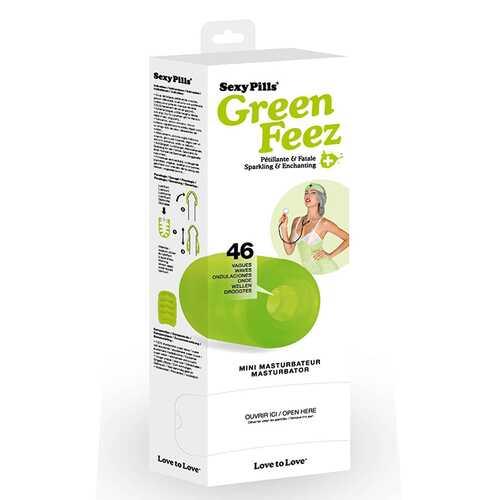 Love To Love Sexy Pills Green Feez Dp 6